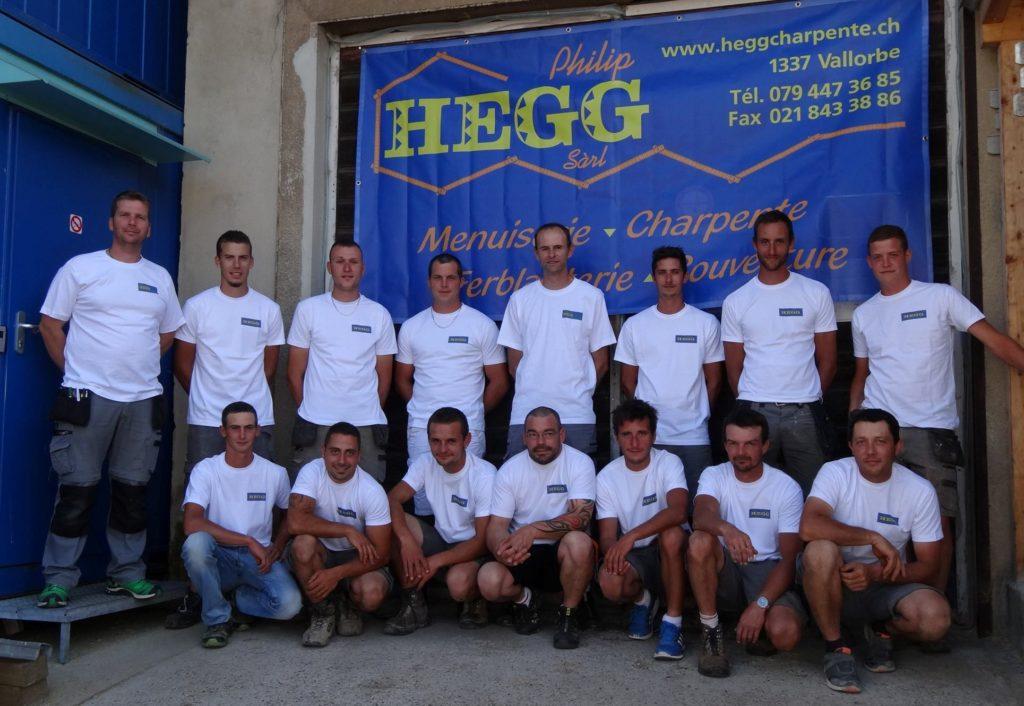 equipe hegg