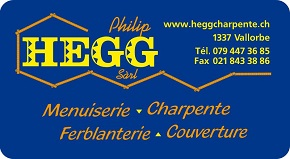 HEGG Philip Sàrl Logo